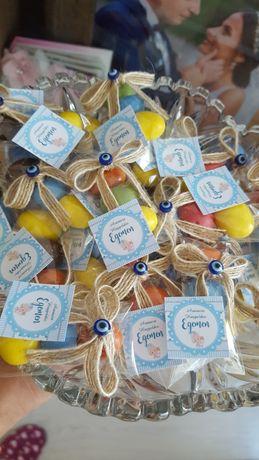 Изработка на бонбони за поводи
