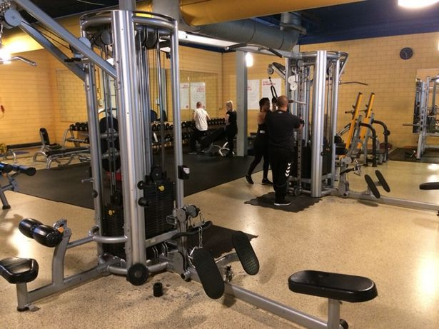 Depozit aparate fitness profesionale