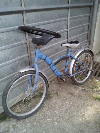 Bicicleta cu volan pentru copii