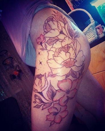 Татуировки от 3000тг