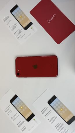 Iphone Se red edition 64Gb
