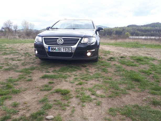 Vând VW passat 2.0 diesel