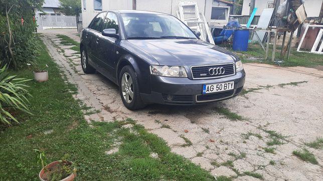 Vând Audi a4 b6 1.6 i cu GPL