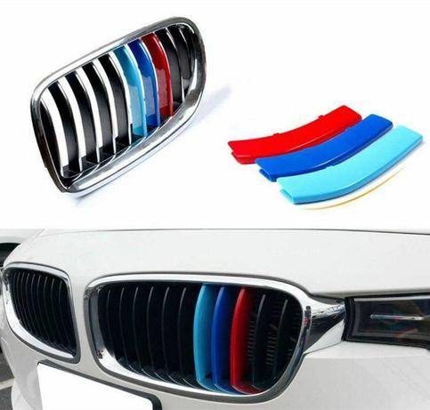 Декорация Предна Решетка бъбреци М спорт за BMW БМВ Е39 E46 Е60 E61