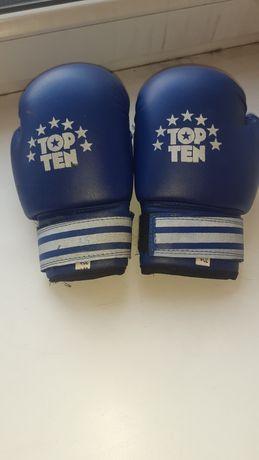 Продам боксёрские перчатки детские