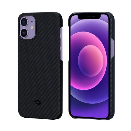 Чехол PITAKA MagEZ Case for iPhone 12 Mini