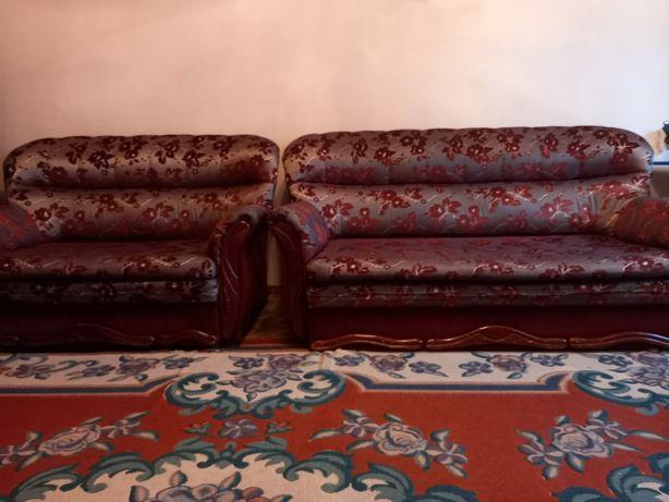 Продаётся спальный гарнитур, и диван кресло