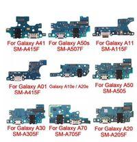 Захранване/charging port за Samsung A11/21/31/S/E букса, микрофон