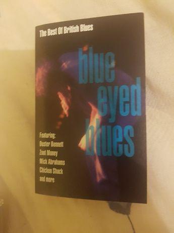 The best of British Blues-blue Eyed blues- caseta album original
