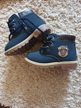 Papuci iarna baietel