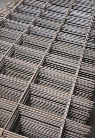 Plasa sudata pentru constructii Ø4 mm, 2x6 m