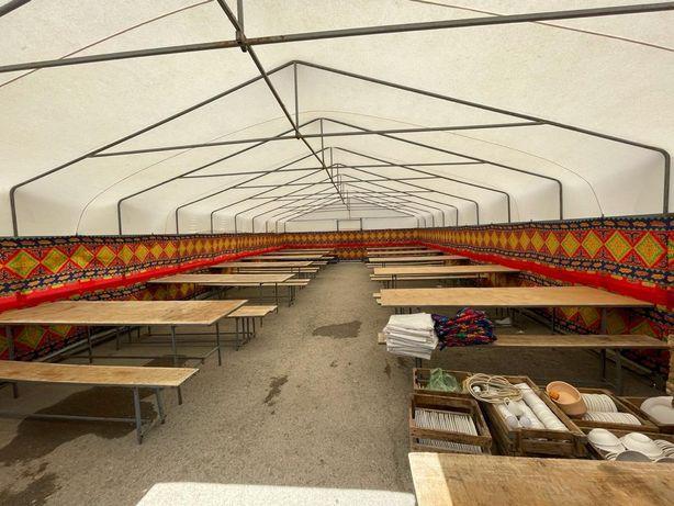 Садакага палатка