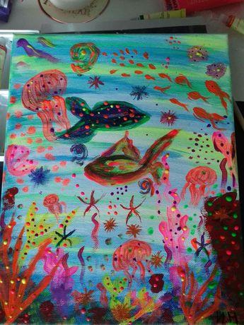 Картина Морски свят