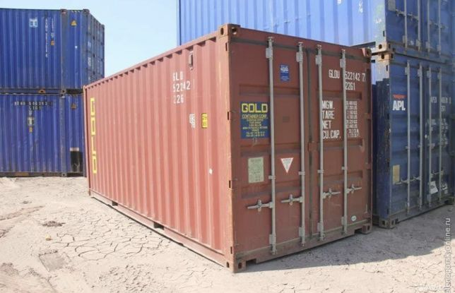 Контейнер 40 тонн