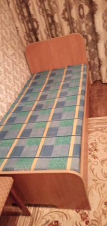 Продам одна спальный кровать