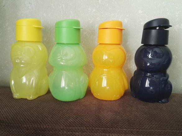 Ново детско еко шише / бутилка Tupperware