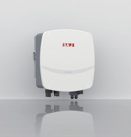 Инвертор с ограничител SAJ 0.7KW, 220V Wi Fi Hi, DC HiPower 450 V