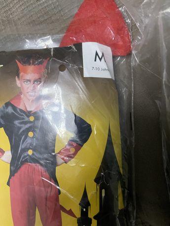 Продам детский костюм на Хэлоуин и новый год