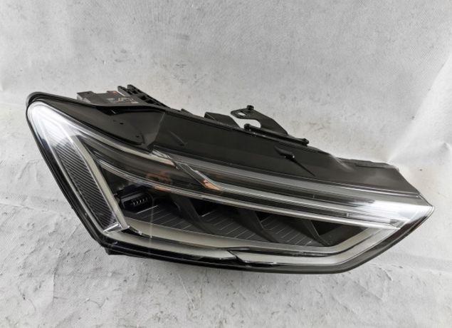 Audi a7 4k 4k8 set faruri full led far stanga dreapta airbag volan