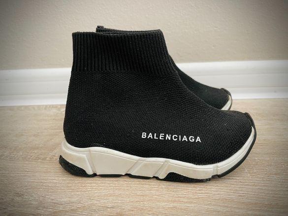 Детски маратонки тип чорап