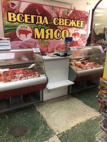 Продам мясной отдел