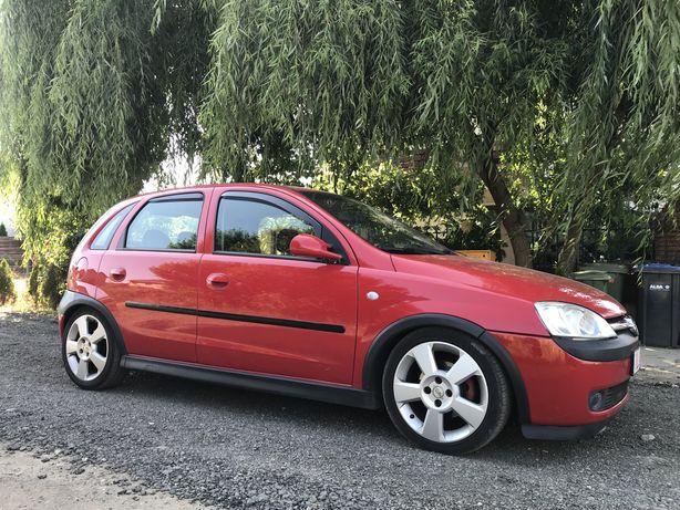 Opel Corsa GSi, 125cp, Euro 4, Piele, Clima, Toate Optiunile - Okazie!