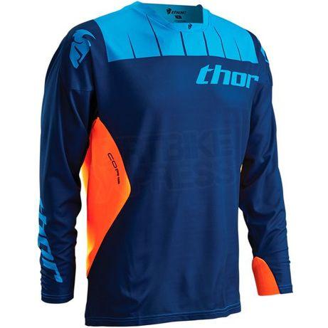 ПРОМОЦИЯ Мотокрос блуза за мотокросTHOR MX Core ,размер M,NEW