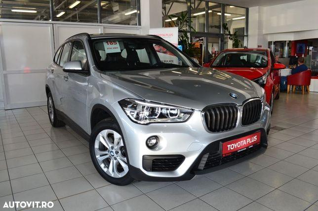 BMW X1 BMW X 1 xDrive 20d Steptronic 190 CP IN STOC LA SIBIU