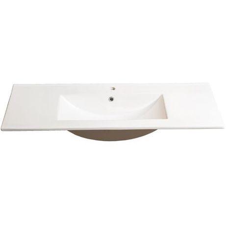 Lavoar ceramic SAVINI DUE Italia 100cm