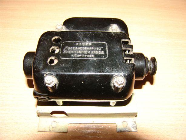 Электродвигатель на бытовой оверлог