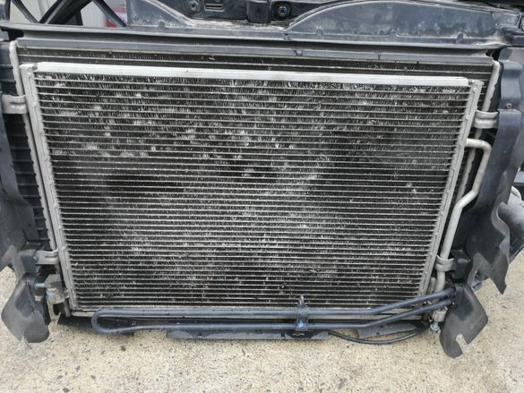 Воден, климатичен радиатор за Ауди А4 В6 3.0i,Audi A4 B6 ASN