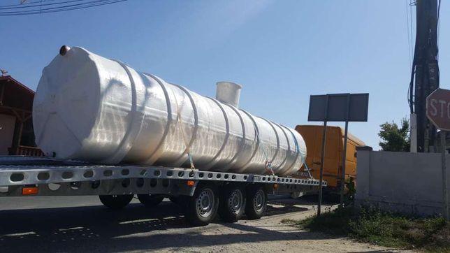 Bazin din fibra de sticla pt apa 10000litri transport la domiciliu