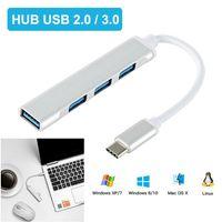 ANIMABG Type-C To USB 3.0 Хъб HUB Хъб