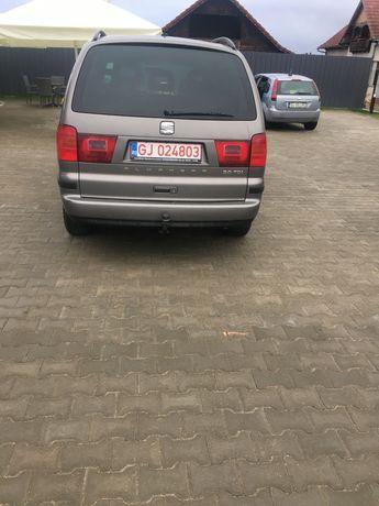 Vând Seat Alhambra 2.0 TDI
