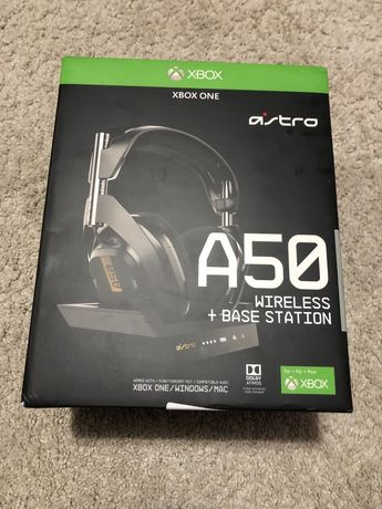 Astro xbox Gaming A50 Wireless Headset+Base station