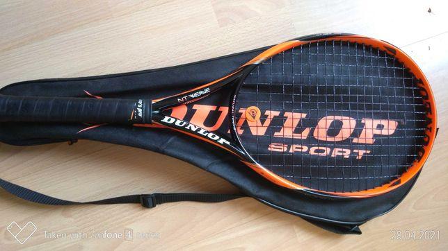 Vand rachete tenis dunlop profesionale