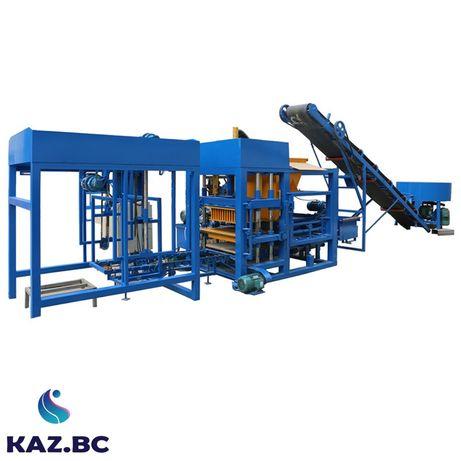 Полуавтоматическая линия для производства пескоблоков, сплитерных блок