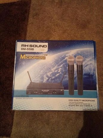 Microfoane Profesionale Wireless RH Sound