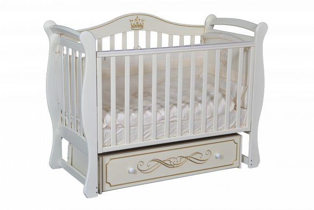 Кровать манеж Алматы трансформер Джулия для новорожденных + доставка