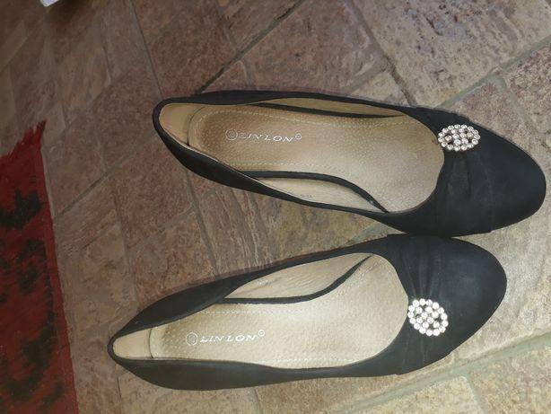 Pantofi cu toc damă