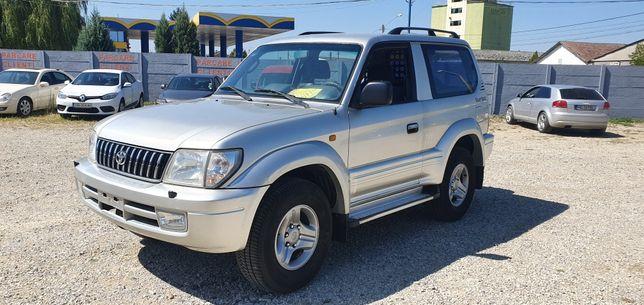 Toyota landcruiser 3.0 tdi 1999
