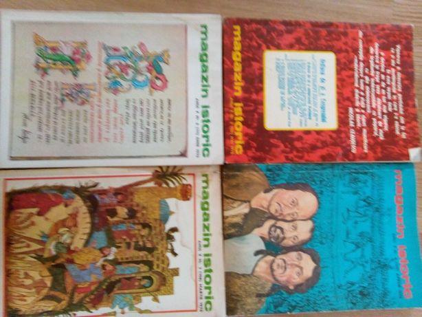 Reviste vechi Magazin Istoric