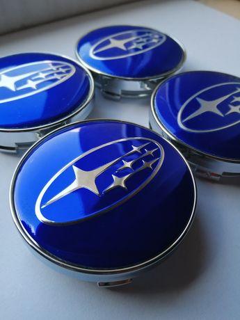 Subaru - Set 4 capace pentru jante aliaj