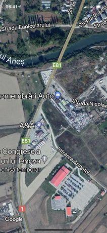 Vand teren industrial Turda