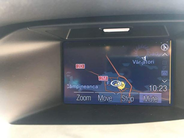 Harta Ford MFD pe Sd card 2019