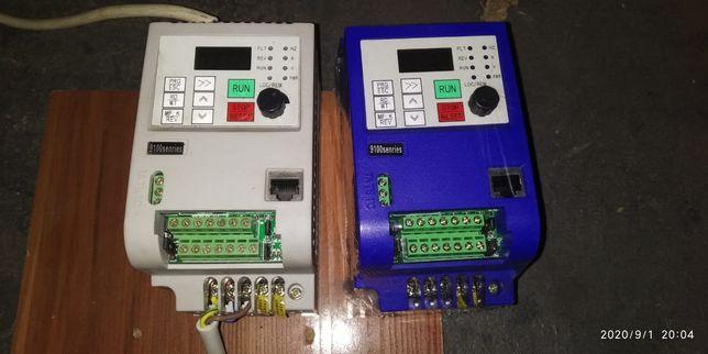 Частотный преобразователь 1,5 -2.2 КВ,новые