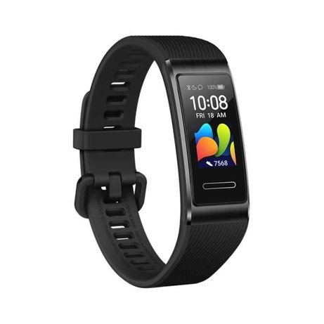 Bratara Fitness Huawei Band 4 Pro, Monitorizare SpO2, black