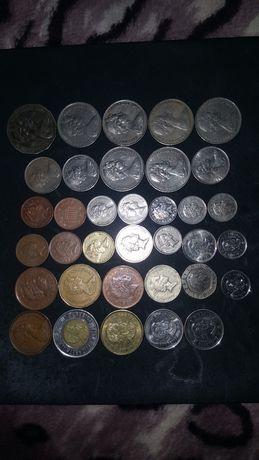 monede Elizabeth 2 colectie