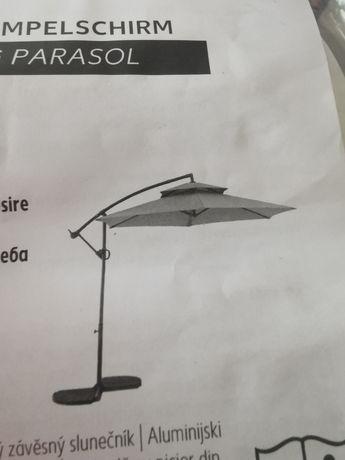 """Алуминиев чадър '""""Country side"""""""