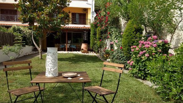 Мезонет-вила Ариадни до плажа,5 спални, 12 човека, Керамоти, Гърция